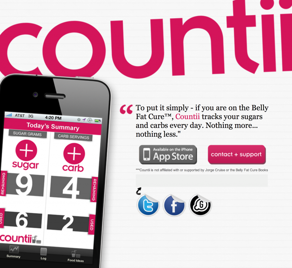 Countii App